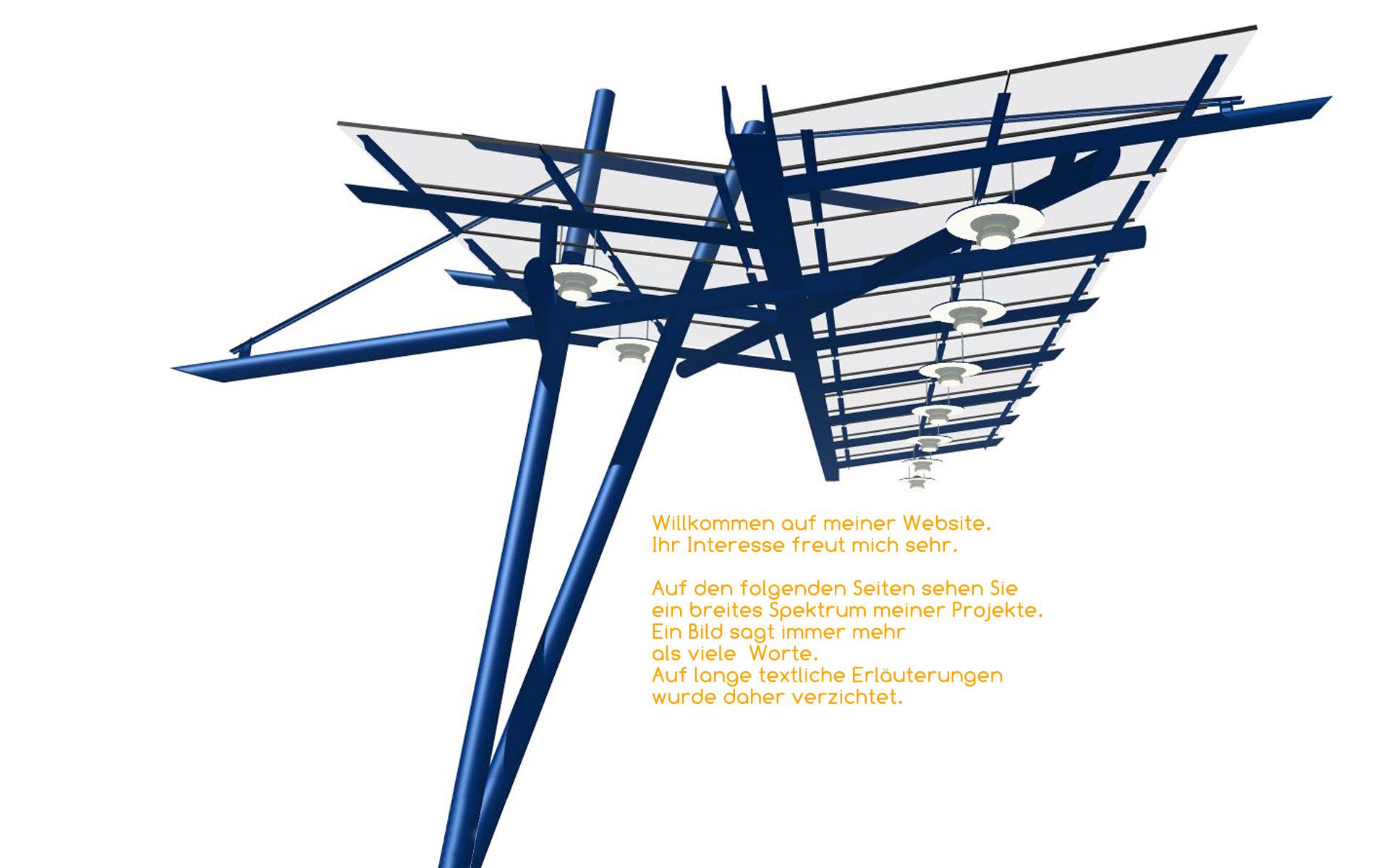 Der Architekt Heiner Huy aus Hamburg stellt seine Arbeiten vor. Seine Fachgebiete sind die Planung von Wohnhäusern und Gewerbebauten, Umbau und Sanierungen.